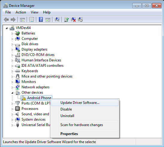 How to install adb driver of any device on pc | adb driver.