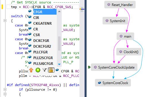 VisualGDB screenshot