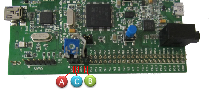 A detailed tutorial on STM32 ADC – VisualGDB Tutorials