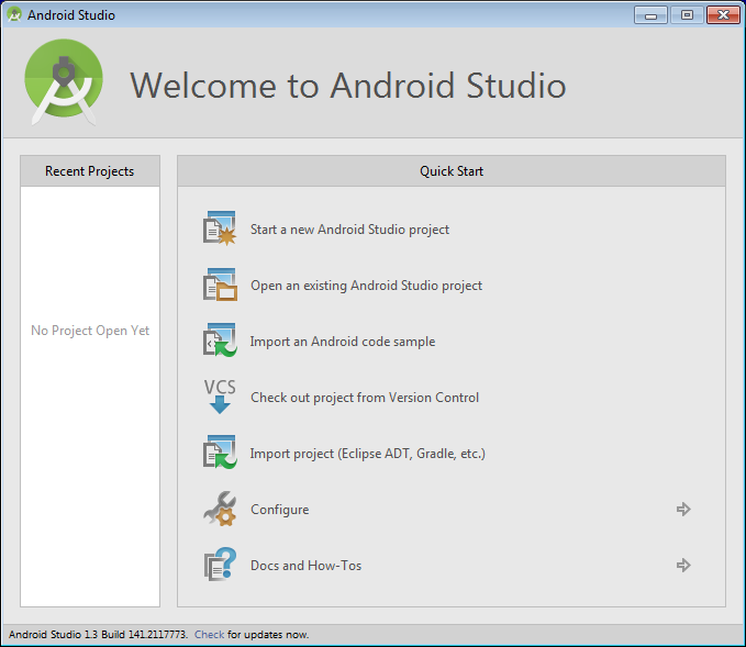 Co-developing Android projects with Gradle Flavors with Visual