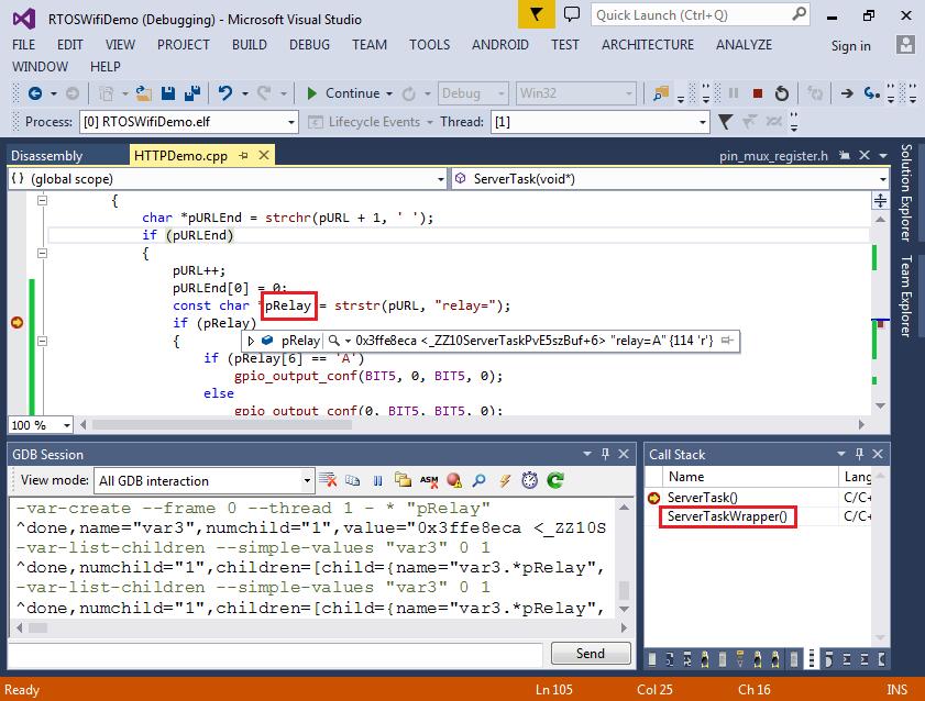Creating a FreeRTOS-based WiFi HTTP server for ESP8266 – VisualGDB