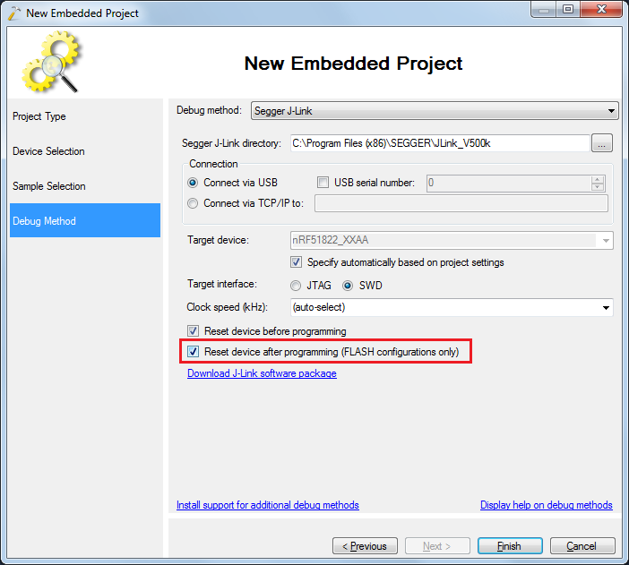 Debugging Nordic nRF51822 Beacon Kit Firmware – VisualGDB Tutorials