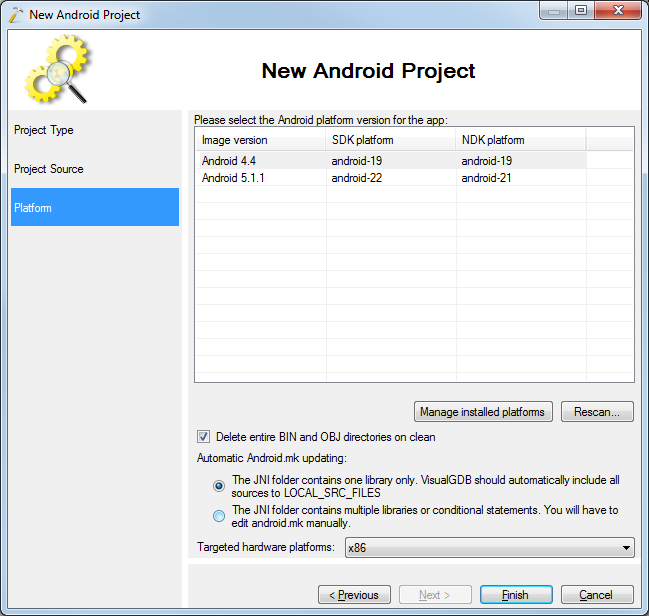 Accelerating Android App debugging with VirtualBox