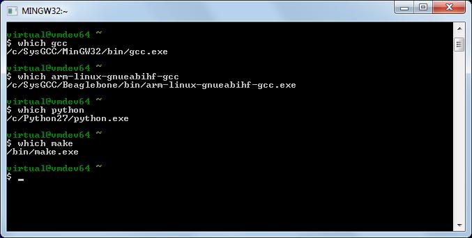 Cross-compiling Qt 5 5 for Beaglebone-Debian – VisualGDB