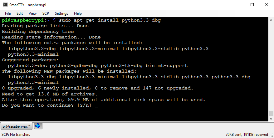 creating python interfaces for c libraries on raspberry pi rh visualgdb com