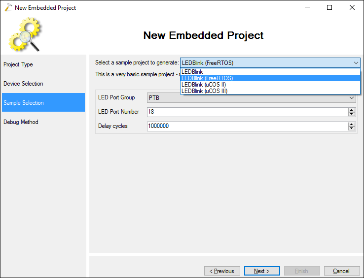 Developing FreeRTOS Applications for Kinetis Devices