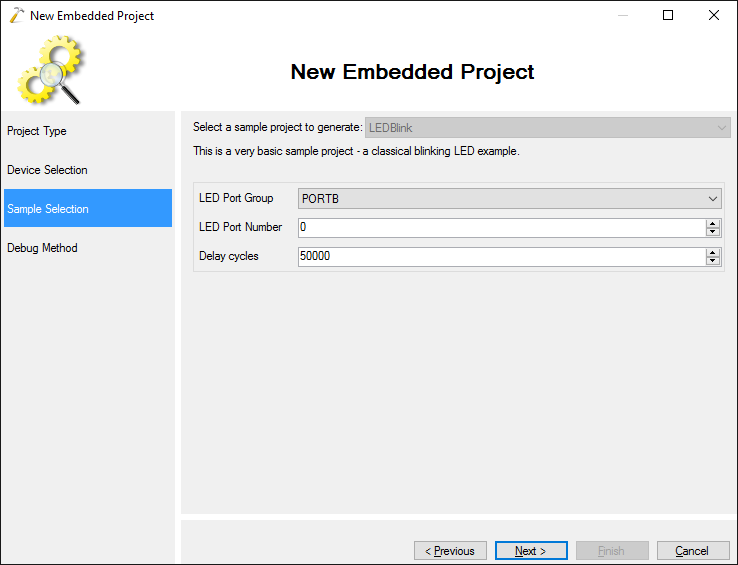 Developing firmware for AVR devices with Visual Studio