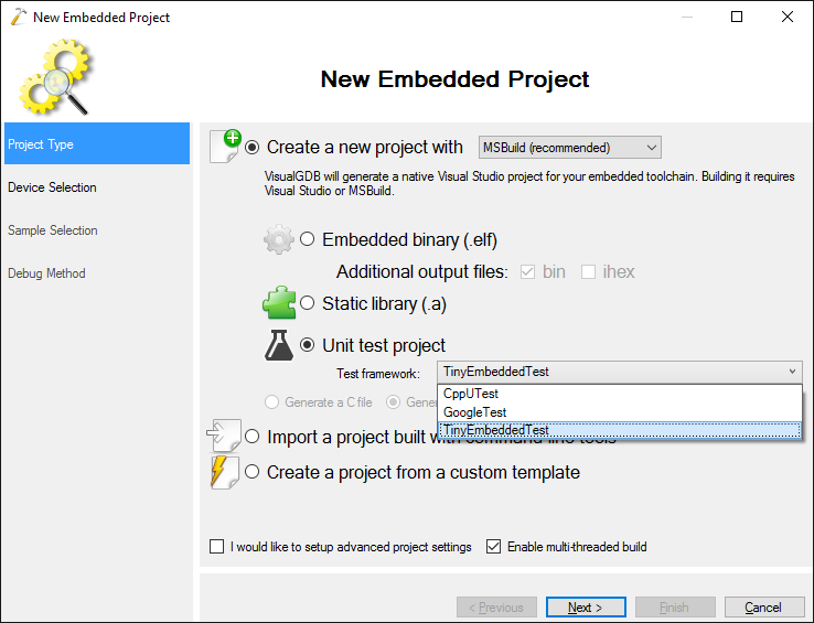 Improving your Embedded Firmware Quality with Unit Tests – VisualGDB