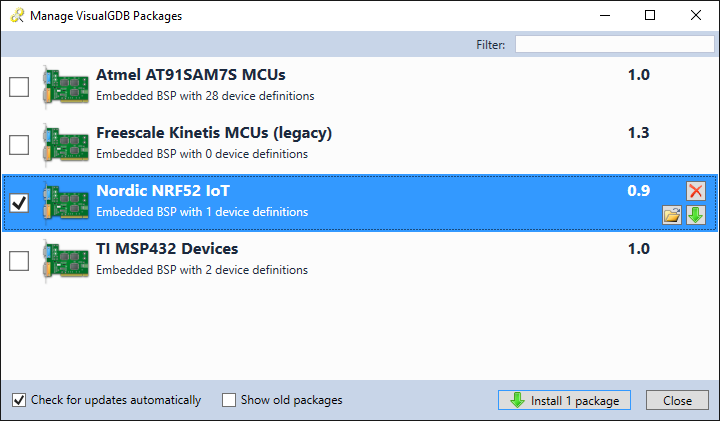 Connecting the Nordic nRF52 chip to IPv6 networks via