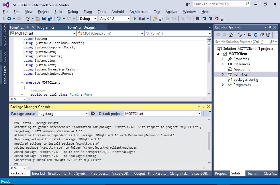 clang windows download