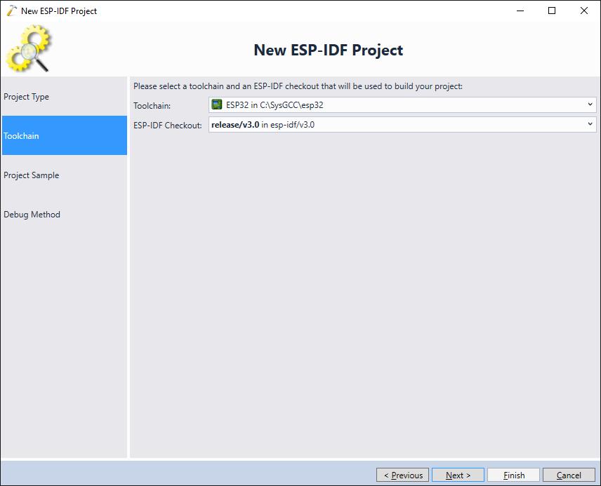 Creating Advanced ESP32 Projects with ESP-IDF – VisualGDB Tutorials