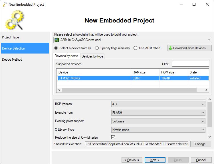 Importing Keil projects into VisualStudio with VisualGDB – VisualGDB