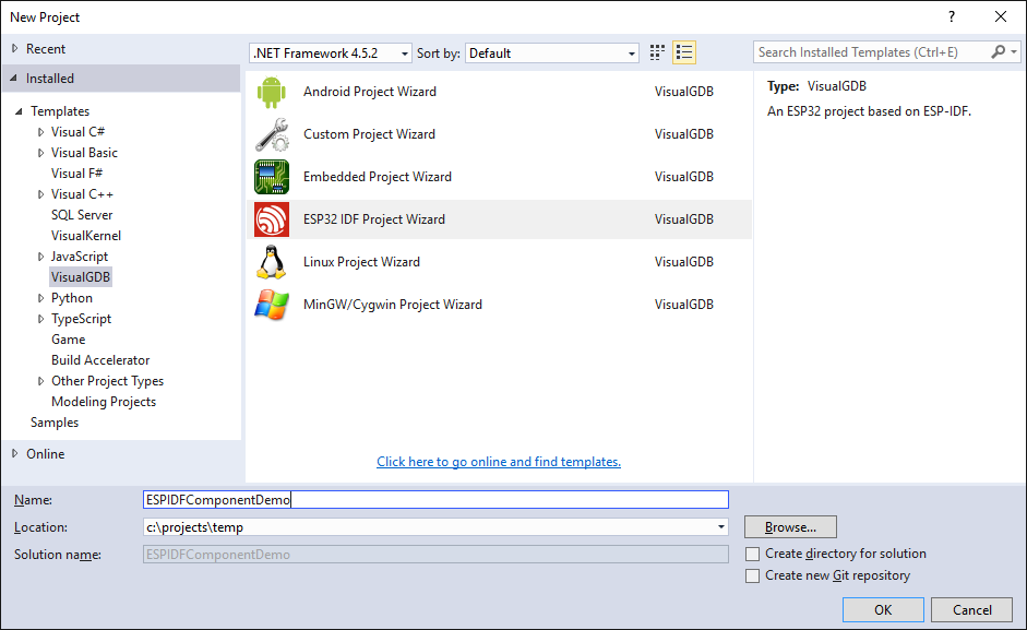 Creating and Referencing Custom ESP-IDF Components