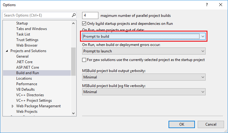 Diagnosing Problems in Imported Projects – VisualGDB Tutorials