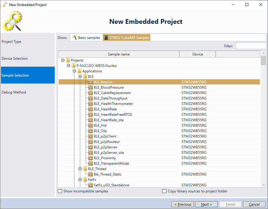 Developing STM32WB Projects with Visual Studio – VisualGDB Tutorials