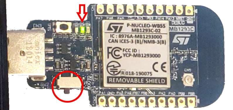 Creating a Bluetooth LE Central with STM32WB – VisualGDB
