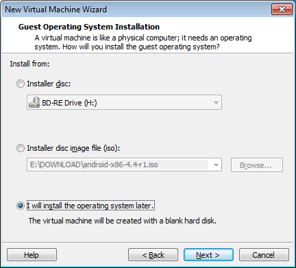 Using VMWare to replace the slow Android Emulator – VisualGDB Tutorials