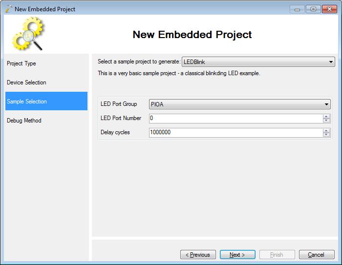 Developing AT91SAM7 projects with Visual Studio – VisualGDB Tutorials
