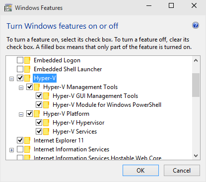 Developing for Ubuntu with Visual Studio and Hyper-V