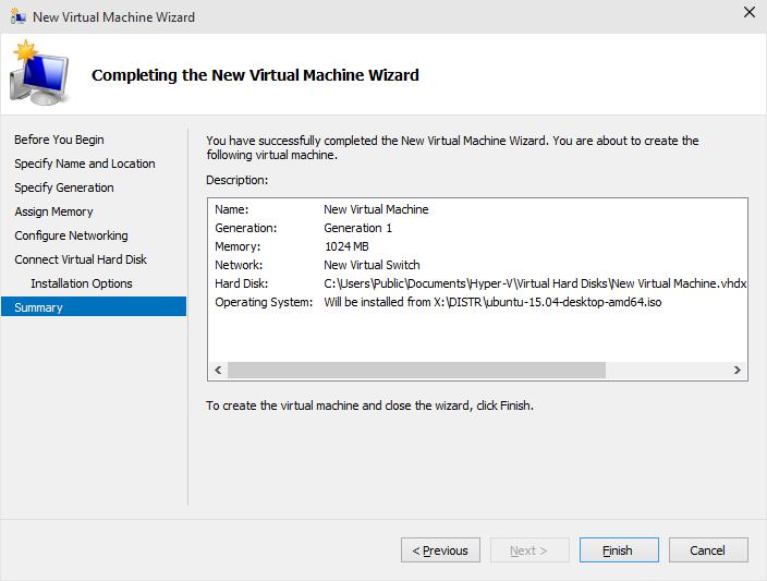 Developing for Ubuntu with Visual Studio and Hyper-V – VisualGDB