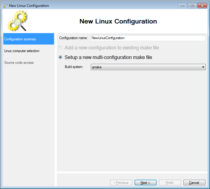 Porting a QT Application from Windows to Linux – VisualGDB